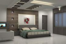 chambres et plafonds