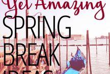 Spring Break 2k17 ☀️