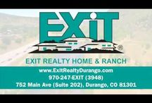 Our EXIT Home & Ranch Team / EXIT Realty Home & Ranch is an experienced and professional real estate agency serving the Durango, Bayfield, Pagosa Springs, CO and surrounding areas. Whether you are buying or selling a home or property, we will guide you through the real estate process. Locally owned, Internationally know.