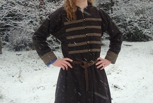 medieval clothing / re-enactment clothing
