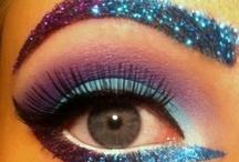 Drag/ show girl - Makeup