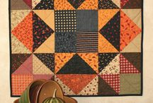 Fall quilts / by Jennifer Owens