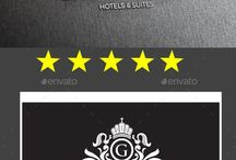 Grans Cempaka Hotels & Apartments Logo Design