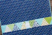 Quilting - Backing Ideas / Ideas on how to create beautiful backings for a quilt