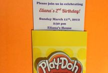 Crafty invitations
