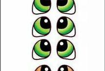 Olhos ...