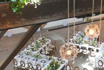 Table & chairs arranging ideas