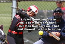 Softball / by Kasi Willingham