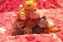 Disney Tsum Tsums / Love Tsum Tsums