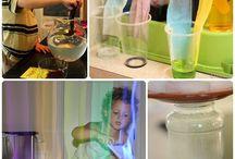 Experimentos niños