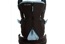 Cool Baby Carriers / by LelaKnows