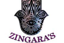 Zingara´s Bazar / Ventas de accesorios femeninos y cuidado personal.