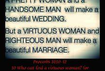 Virtuous woman