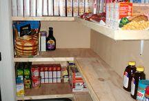 understairs cupboard/pantry