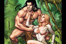 Tarzan / Jane
