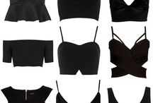 diseños de blusas ,vestidos y demad