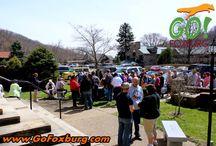 Foxburg's Annual Adult Easter Egg Hunt