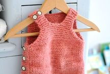 Knitting and crochet - patterns