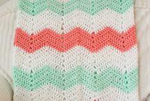 chevron blankets