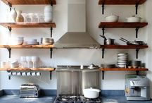 Kitchen Ideas / What is says on the tin.   Kitchen Color palettes and designs.