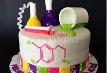 Chemistry cakes