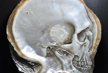 skulls and creepy