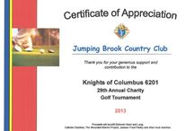 Testimonials  / Hear what people had to say about working with Jumping Brook Country Club!   We want to share some testimonials of people who have enjoyed working with us. We value our clients and ensure their event is unforgettable!