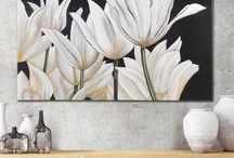 PANNELLI E QUADRI PINTDECOR 100% MADE IN ITALY / Questa selezione di opere con tema floreale sono state scelte per voi fra le ultime proposte del nuovo catalogo 2016.  Vi daranno una prima idea dell'anima Creativa ed Innovativa di #PINTDECOR, un'azienda 100% #MadeinItaly scelta da noi perchè rappresenta l'armonia fra i vari stili d'arredo:  dal classico al moderno, dall'etnico al minimalista dando un restyling a tutto l'ambiente