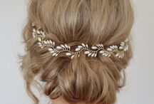 wedding ideas - hair