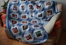 Fényképes takaró