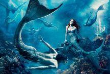 mermaids / by Kailey Lohmann