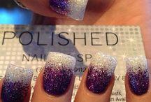 ABBA nails! / Gorgeous nails for our ABBA Fun!