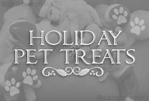 Christmas Pets  / Recipes, Toys, Treats, Costumes (+ more) for your furry family members! / by Lolly Christmas