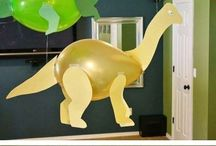 dinosaurs deco