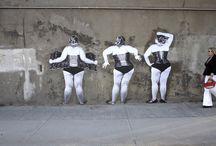 Grafitti and art