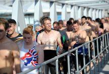 Plymouth BreakWater Swim / by Pier Rot