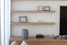 Floating Shelf idea's