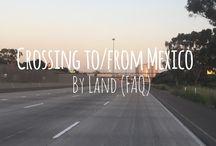 Crossing Mexican Border