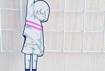 Anime Paper child