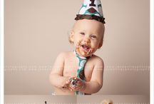 First birthday / Rainbow birthday party / by Nakisa Zardoost