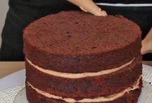 poly cake