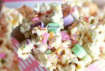 Popcorn, Get Your Popcorn! / Popcorn recipes