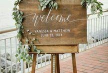 Marks wedding