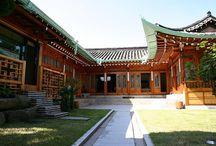 韓国伝統家屋
