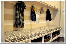 Laundry and Mud Rooms / by YouAreTalkingTooMuch.com Blog