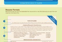 Job Hunting (CV & Interviews)