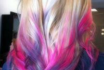 Hair/nails / by Jenay Leger