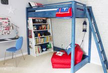 Boys Room Ideas / by Angie in the Thick of It