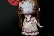 creapy dolls