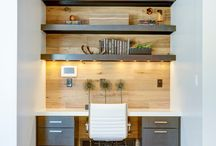 new house office nook ideas